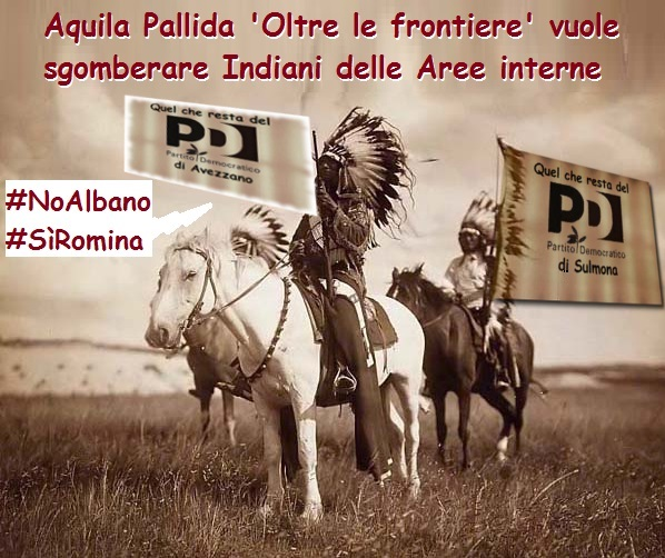 L'Aquila oltre le Frontiere: il Congresso del Pd aquilano Allarma le Tribù al Confine