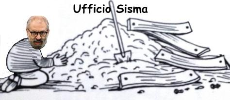 ufficio sisma con Angelucci Sulmona