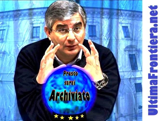 Per la Profezia di Palazzo Centi consultata una sfera a 5 Stelle